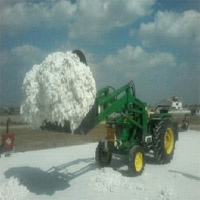 cotton grabber loaders