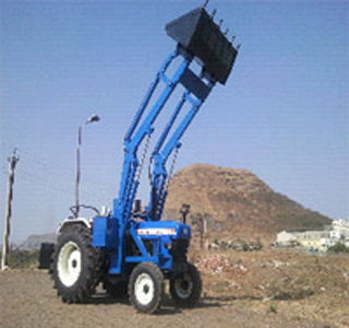 Hydraulic Front End Loaders